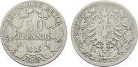 50 Pfennig 1877, D. Deutsches Reich  Sehr schön  60,00 EUR  Excl. 6,70 EUR Verzending
