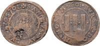 III Pfennig 1608. MÜNSTER  Sehr schön  80,00 EUR  zzgl. 4,50 EUR Versand