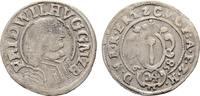 Groschen 1658, Halberstadt. BRANDENBURG-PREUSSEN Friedrich Wilhelm, der... 80,00 EUR  Excl. 6,70 EUR Verzending
