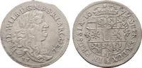 1/3 Taler 1672, TT -  Königsberg. BRANDENBURG-PREUSSEN Friedrich Wilhel... 350,00 EUR  zzgl. 4,50 EUR Versand