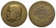 NUMISMATIKER Bronzemedaille (H.K&ouml;ttenstorfer) 1970. Pr&auml;gefrisch &Ouml;STERREI... 55,00 EUR 