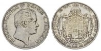 Doppelter Vereinstaler 1845, A. BRANDENBURG-PREUSSEN Friedrich Wilhelm ... 220,00 EUR  excl. 6,70 EUR verzending
