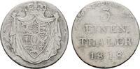 1/3 Taler 1818. OLDENBURG Peter Friedrich Ludwig, 1785-1829, bis 1823 a... 160,00 EUR  Excl. 6,70 EUR Verzending
