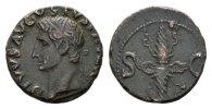 Æ-As ca . 34-37 n. Chr. gepräg RÖMISCHE KAISERZEIT Divus Augustus, ab 1... 190,00 EUR  Excl. 6,70 EUR Verzending
