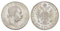 2 Gulden 1875. KAISERREICH ÖSTERREICH Franz Josef I., 1848-1916. Fast S... 280,00 EUR  zzgl. 4,50 EUR Versand