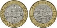 50 Schilling 1996. REPUBLIK ÖSTERREICH  Stempelglanz  6,00 EUR  Excl. 7,00 EUR Verzending
