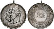 Silbermedaille o.J. BRANDENBURG-PREUSSEN Wilhelm I., 1861-1888. Mit Öse... 75,00 EUR  Excl. 7,00 EUR Verzending
