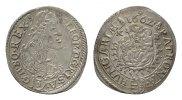 3 Kreuzer 1662, KB-Kremnitz. RÖMISCH-DEUTSCHES REICH Leopold I., 1657-1... 90,00 EUR