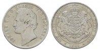 Vereinstaler 1867, B. SACHSEN Johann, 1854-1873. Sehr schön-Vorzüglich  95,00 EUR  excl. 6,70 EUR verzending