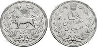 5.000 Dinars (5 Kran) AH 1320. IRAN Muzaffar al-Din Shah, 1896-1907. Fa... 100,00 EUR  zzgl. 4,50 EUR Versand