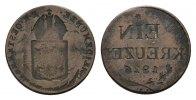 1 Kreuzer 1816, A-Wien. RÖMISCH-DEUTSCHES REICH Franz II., 1792-1835. K... 150,00 EUR  Excl. 6,70 EUR Verzending