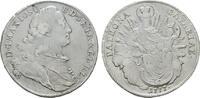 Madonnentaler 1777. BAYERN Maximilian III. Joseph, 1745-1777. Rs. Minim... 90,00 EUR  Excl. 6,70 EUR Verzending