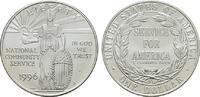 1 Dollar 1996, S-San Francisco. USA  Stempelglanz in Kapsel.  110,00 EUR  zzgl. 4,50 EUR Versand