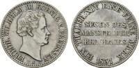 Ausbeutetaler 1831 A. BRANDENBURG-PREUSSEN Friedrich Wilhelm III., 1797... 88,00 EUR  zzgl. 4,50 EUR Versand
