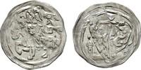 Denar  BRANDENBURG-PREUSSEN Markgraf Albrecht III. 1283-1300. Sehr schön  100,00 EUR