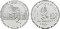 100 Francs 1989. FRANKREICH 5. Republik seit 1958. Polierte Platte.  17,00 EUR  zzgl. 4,50 EUR Versand