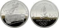 100 Francs 1990. FRANKREICH 5. Republik, seit 1958. Polierte Platte.  17,00 EUR  zzgl. 4,50 EUR Versand