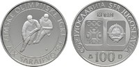 100 Dinara 1982. JUGOSLAWIEN  Polierte Platte.  10,00 EUR  zzgl. 4,50 EUR Versand