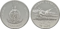 50 Vatu 1992. VANUATU Republik Polierte Platte.  20,00 EUR  Excl. 6,70 EUR Verzending