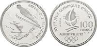 100 Francs 1991. FRANKREICH 5. Republik, seit 1958. Polierte Platte.  18,00 EUR  zzgl. 4,50 EUR Versand