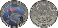 1 Dollar 1997. LIBERIA Republik. Polierte Platte.  11,00 EUR