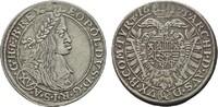 15 Kreuzer 1663 CA-Wien RÖMISCH-DEUTSCHES REICH Leopold I., 1657-1705. ... 45,00 EUR