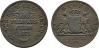 BADEN Ku.-Kreuzer 1871 Friedensfeier Sehr schön -Vorzüglich Friedrich I.... 10,00 EUR  zzgl. 4,50 EUR Versand