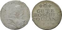 8 Gute Groschen 1754 MECKLENBURG Christian Ludwig II., 1747-1756. Sehr ... 60,00 EUR  Excl. 6,70 EUR Verzending
