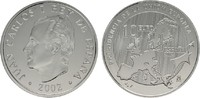 10 Euro 2002 SPANIEN Juan Carlos I., 1975-2014. Polierte Platte  27,00 EUR