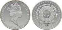 5 Dollars 2000 Ureinwohner AUSTRALIEN Elizabeth II. seit 1952. Polierte... 33,00 EUR