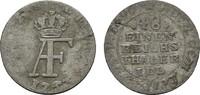 1/48 Taler 1763, Stralsund. STRALSUND Unter Schweden. Adolf Friedrich, ... 20,00 EUR  excl. 6,70 EUR verzending