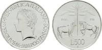 500 Lire 1981. ITALIEN Republik Italien seit 1946. Stempelglanz.  13,00 EUR  Excl. 6,70 EUR Verzending