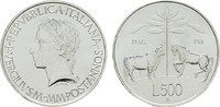 500 Lire 1981. ITALIEN Republik Italien seit 1946. Stempelglanz.  13,00 EUR  zzgl. 4,50 EUR Versand