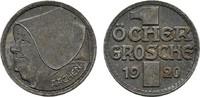 Öcher Grosche 1920. RHEINPROVINZ  Sehr schön+.  12,00 EUR  Excl. 6,70 EUR Verzending