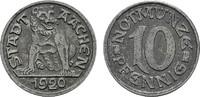 10 Pfennig 1920. RHEINPROVINZ  Sehr schön.  2,00 EUR  Excl. 6,70 EUR Verzending