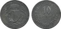 10 Pfennig 1919. BADEN  Sehr schön-vorzüglich.  3,00 EUR  Excl. 6,70 EUR Verzending