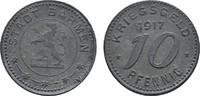10 Pfennig 1917. RHEINPROVINZ  Sehr schön-vorzüglich.  5,00 EUR  Excl. 6,70 EUR Verzending