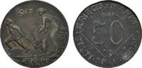 50 Pfennig 1917. WESTFALEN  Sehr schön+.  7,00 EUR  Excl. 6,70 EUR Verzending
