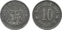 10 Pfenng 1919. HESSEN  Vorzüglich-.  6,00 EUR  Excl. 6,70 EUR Verzending