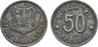 50 Pfennig 1919. HESSEN  Fleckig, Sehr schön +.  5,00 EUR  Excl. 6,70 EUR Verzending