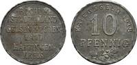 10 Pfennig 1918. WESTFALEN  Fast vorzüglich.  2,00 EUR  Excl. 6,70 EUR Verzending