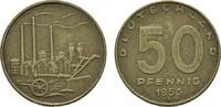 50 Pfennig 1950 A. DEUTSCHE DEMOKRATISCHE REPUBLIK, 1949-1990  Sehr sch... 10,00 EUR  zzgl. 4,50 EUR Versand