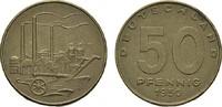 50 Pfennig 1950 A. DEUTSCHE DEMOKRATISCHE REPUBLIK, 1949-1990  Kl. Flec... 140,00 EUR  Excl. 6,70 EUR Verzending