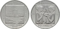 10 Hryven 2002. UKRAINE Republik. Polierte Platte  35,00 EUR  Excl. 6,70 EUR Verzending