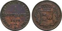 Ku.-Sechsling 1850 SCHLESWIG-HOLSTEIN Statthalterschaft, 1848-1851. Seh... 15,00 EUR  Excl. 6,70 EUR Verzending