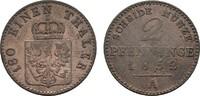 Ku.-2 Pfennig 1852 A BRANDENBURG-PREUSSEN Friedrich Wilhelm IV., 1840-1... 4,00 EUR  Excl. 6,70 EUR Verzending