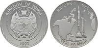 Pa'anga 1969 TONGA Tupou IV, 1965-2006. Polierte Platte  24,00 EUR  Excl. 6,70 EUR Verzending