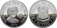 50 Pesos 1979. PHILIPPINEN Republik seit 1946. Polierte Platte  20,00 EUR  zzgl. 4,50 EUR Versand