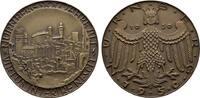 Bronzemedaille (Kalkner/Lauer) 1950. STÄDTEMEDAILLEN  Mattiert  25,00 EUR  Excl. 6,70 EUR Verzending