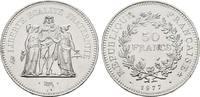 50 Francs 1977 FRANKREICH 5. Republik, seit 1958. Stempelglanz  21,00 EUR  Excl. 6,70 EUR Verzending